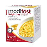 MODIFAST Programm Nudelsuppe Curry, 220 g