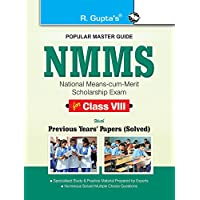 NMMS Exam Guide (Class-VIII)