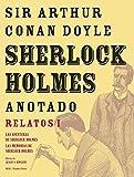 1: Sherlock Holmes anotado -  Las Aventuras. Las Memorias (Grandes libros)