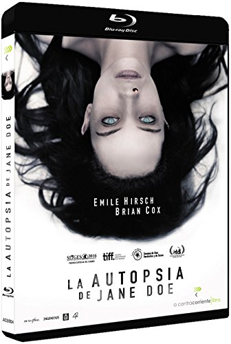 La autopsia de Jane Doe [Blu-ray]