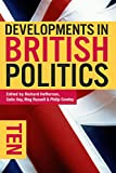 Image de Developments in British Politics 10