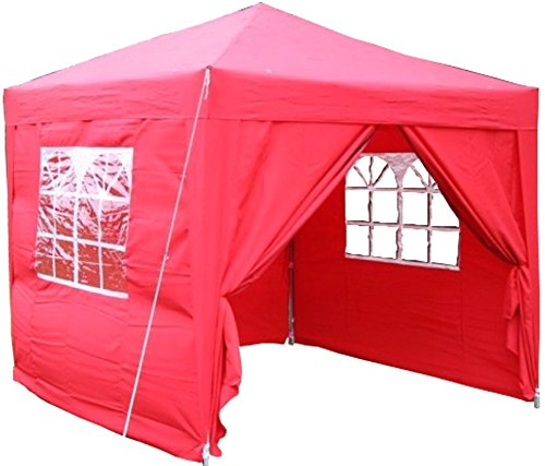Airwave 2.5m Pop up Gazebo with sides review
