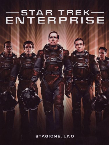 Star Trek - Enterprise - Stagione 01 (6 Blu-Ray) [Italia] [Blu-ray]