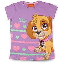 Paw Patrol - Camiseta de manga corta - para niña
