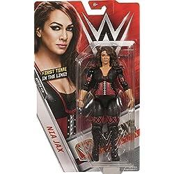 WWE BASE SERIE 72 ACTION FIGURE - Nia Jax ' FIRST EVER Statuetta'