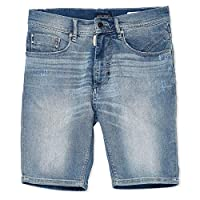 Antony Morato Flat Front Shorts for Men - Denim Size 32 EU