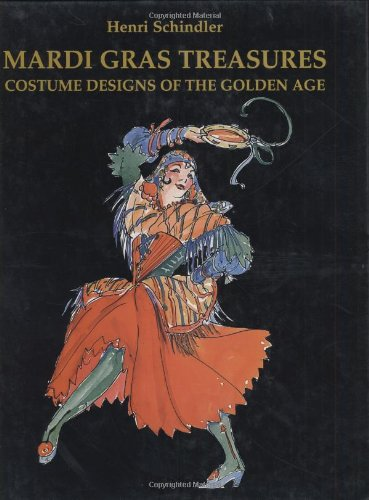 Mardi Gras Treasures-Costume: Costume Designs of the Golden - Mardis Gras Kostüm