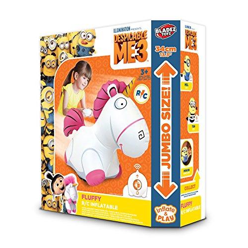 Bladez Toyz btdm301-f aufblasbar Jumbo flauschig Fernbedienung Spielzeug