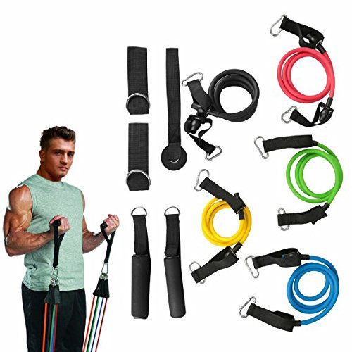Yiman Resistance Bands – Exercise Bands