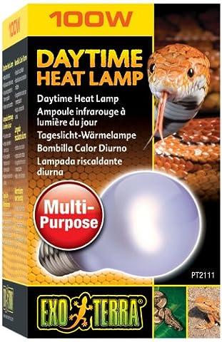 Hagen Exo-Terra Sun Glo Daylight Reptile Bulb 100W Small
