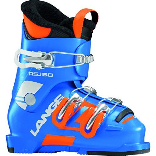 Lange Kinder Rsj 50 Skischuhe, Jungen, LBG5170_20.5, blau, 20.5