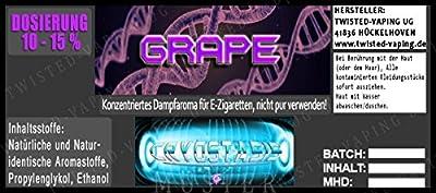 Twisted Cryostasis Aroma Grape von Twisted Vaping