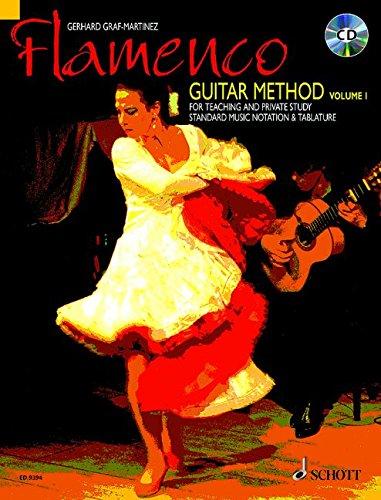 Flamenco Guitar Method: for Teaching and Private Study. Gitarre.: 1