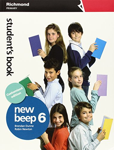 NEW BEEP 6 STUDENT'S CUSTOMIZED+READER - 9788466815192