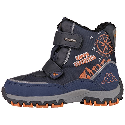 Kappa Denton II Tex K Footwear Kids, Boots Mixte Enfant