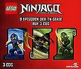 Produkt-Bild: Lego Ninjago Hörspielbox 2