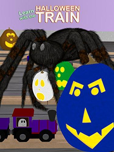 (Learn with the Halloween Train [OV])