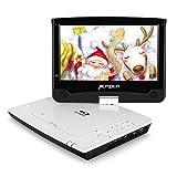 lettore dvd blu-ray portatile auto con 10.1 pollici schermo, supporta HD 1080P blu-ray discs, supporta usb/sd card/MMC, supporta av-in /av-out,18 mesi di garanzia.