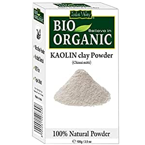 Indus Valley BIO Organic Kaolin Face Pack Powder