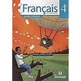 Français 4e : Manuel élève unique