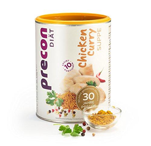 Precon BCM Diät Suppe ChickenCurry - 10 Portionen (300 g) -