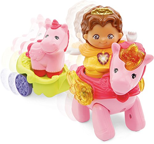 Vtech Baby 177103 Toot-Toot Friends Kingdom Fairy  (Unicorn) - Multicolour