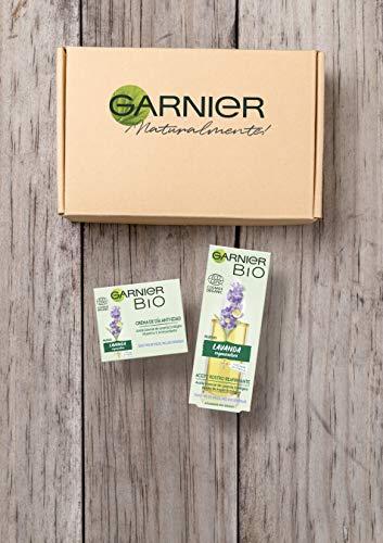 Garnier BIO Kit Anti-edad Lavanda: Crema Anti-edad