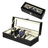 FL0171 - Caja para 6 relojes (piel sintética)