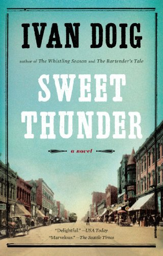 Sweet Thunder by Ivan Doig (2014-08-05)