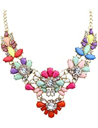 TBOP NECKLACE THE BEST OF PLANET Simple And Stylish Jewelry Fresh Punk Vintage Clavicle Chain Necklace In Multi-color