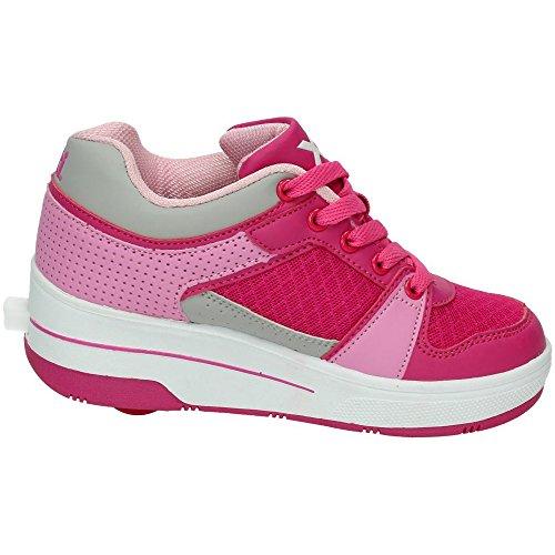 XTI Bambina Scarpe sportive Fucsia