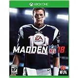 Madden NFL 18 XBO