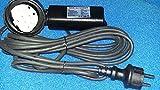 OSAGA Netzteil mit Lampenfassung 36 Watt für UVC 36 Watt Klärer (Teich Filter). CE und TÜV so wie auch GS Geprüft.