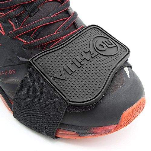 Xcellent Global Protector de zapato de Moto Cubre Botas Ayuda para el...