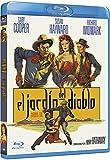 El Jardin Del Diablo BD (Blu-Ray) (Import) (2014) Gary Cooper,Susan Hayward