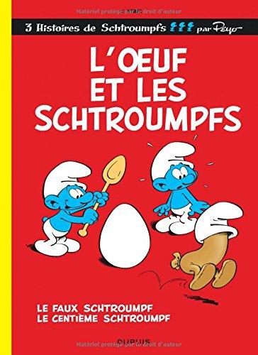 L'œuf et les Schtroumpfs, tome 4