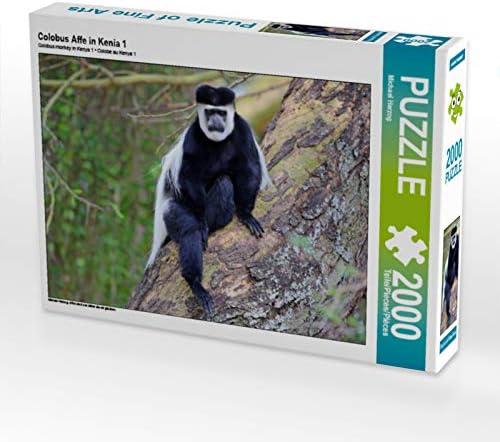 CALVENDO Puzzle Colobus AFFE in Kenia 1 1 1 2000 Teile Lege-Grösse 90 x 67 cm Foto-Puzzle Bild Von Herzog Michael | Les Produits Sont Vendu Sans Limitations  51a5f2