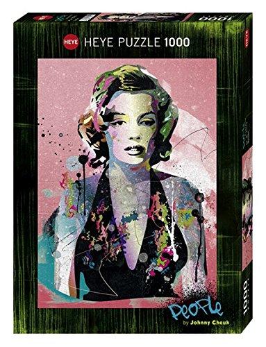 Heye 29710 Puzzle, Mehrfarbig