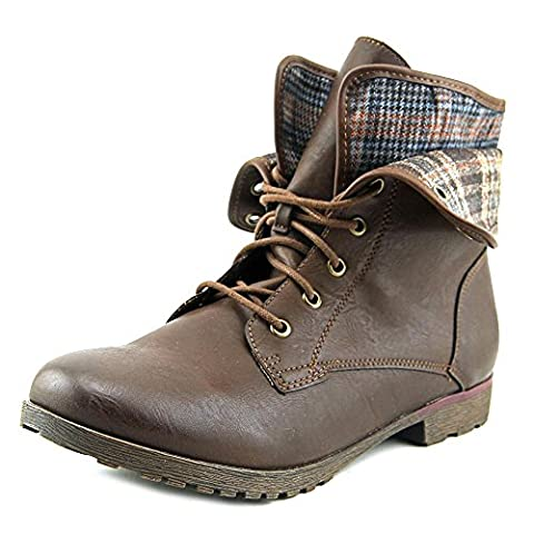 Nine West Speedy Women US 9.5 Brown Boot