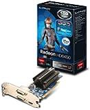 Sapphire 11190-12-20G Carte graphique AMD HD6450 DDR3 PCI-E 1Go