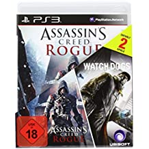 Big Hit Pack: Assassin's Creed Rogue & Watch Dogs - [PlayStation 3]