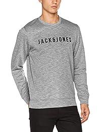 Jack & Jones Jcopase Crew Neck, Sweat-Shirt Homme