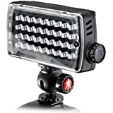 Manfrotto Midi Plus ML360HP LED avec flash Solutions éclairage pour appareil photo Batterie Lithium Micro
