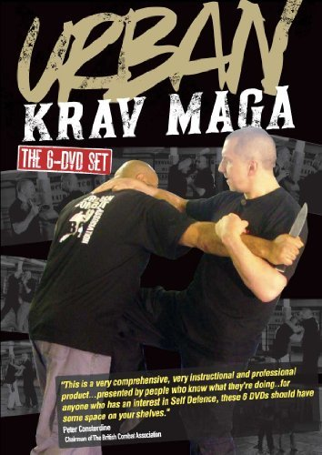 Urban Krav Maga 6-DVD Box Set: Top-Rated Krav DVD. Defending the 10 most common attacks; knife threats and attacks; groundfighting; gun threats; defending other people under attack.