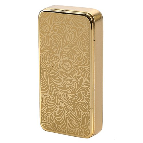 coosa-portable-usb-electronic-rechargeable-flameless-windproof-cigarette-cigar-lighter-gold