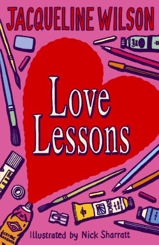 Image result for jacqueline wilson love lessons