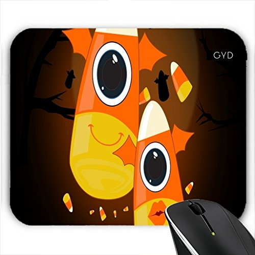 Mousepad - Süßigkeit-Mais-Monster by Adamzworld