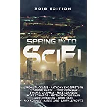 Spring Into SciFi: 2018 Edition
