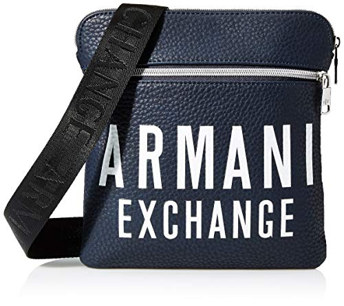 Armani Exchange - Small Flat Crossbody Bag
