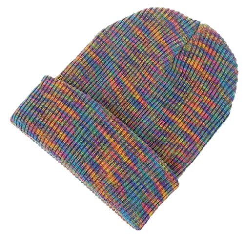 ickte Beanie Mütze, CICIYONER warme Winter Hüte (Unisex, Mehrfarbig B) (Queen B Halloween-kostüm)